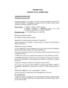 2018_10_11 Conseil 11102018